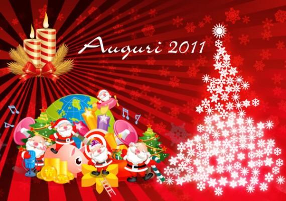Auguri di buone vacanza e un felice 2011