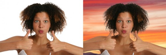 Photoshop CS5 come Scontornare Capelli