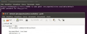 Abilitare il mod_rewrite per WordPress, Drupal, Joomla