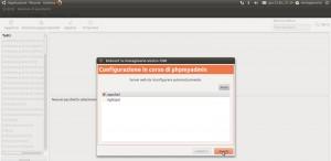 Installare PhpMyAdmin con Gestione dei pacchetti di Ubuntu