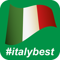 Logo #italybest Hashtag